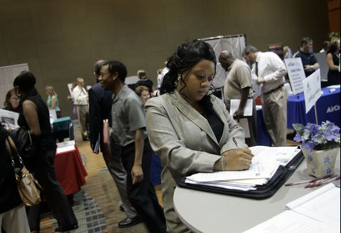 Jobless Claims in U.S. Unexpectedly Jump