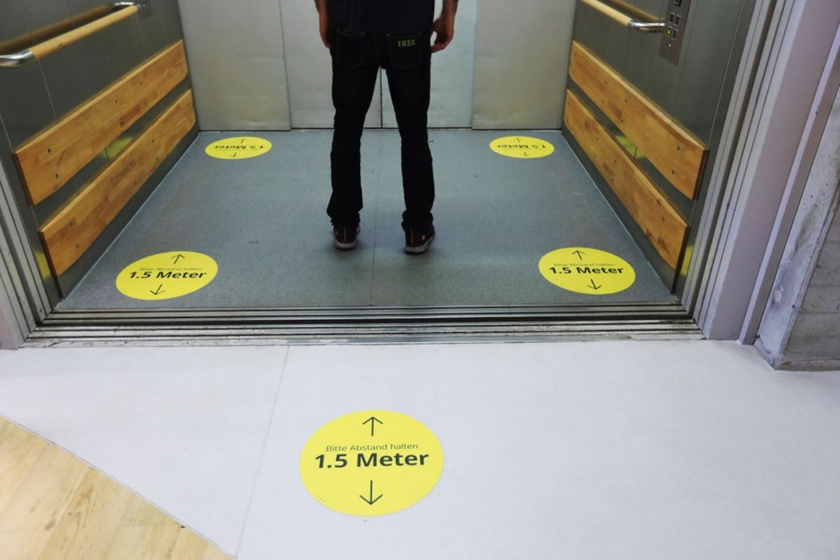 The Fate of Elevators in the Post-Pandemic City - Bloomberg