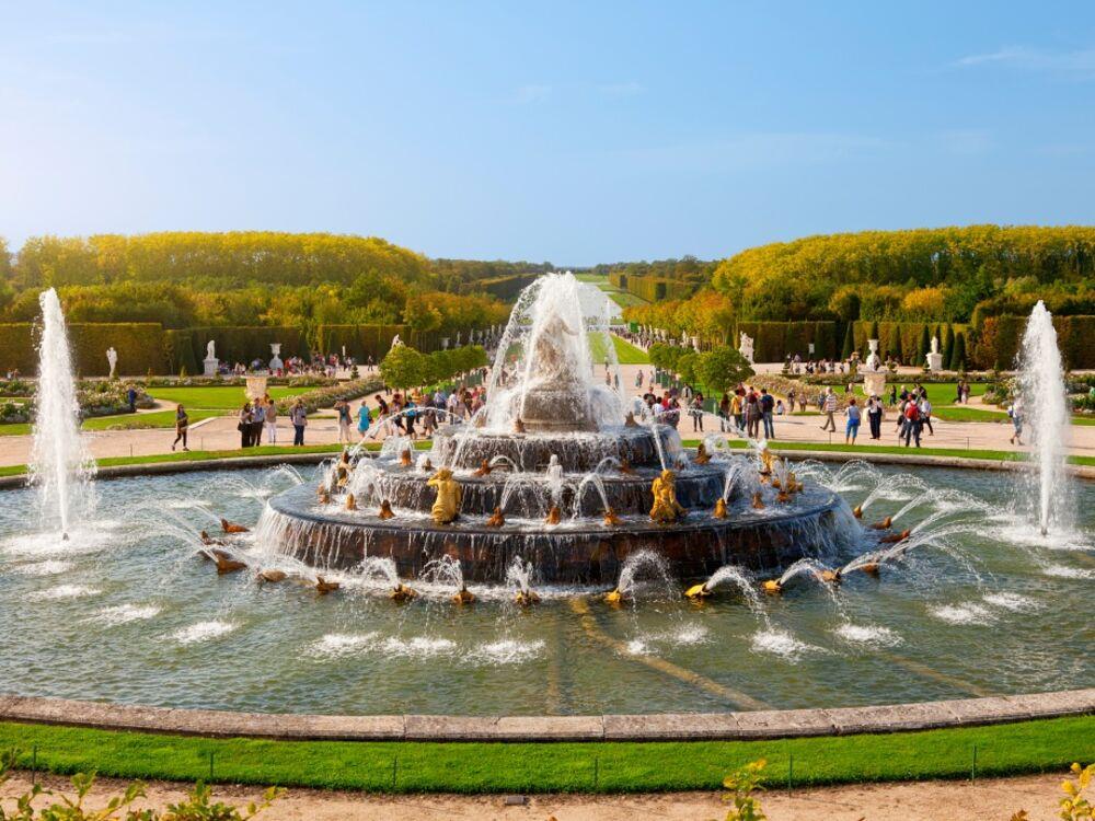 The Gardens Of Versailles 11