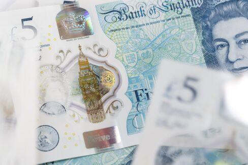 英ポンド紙幣