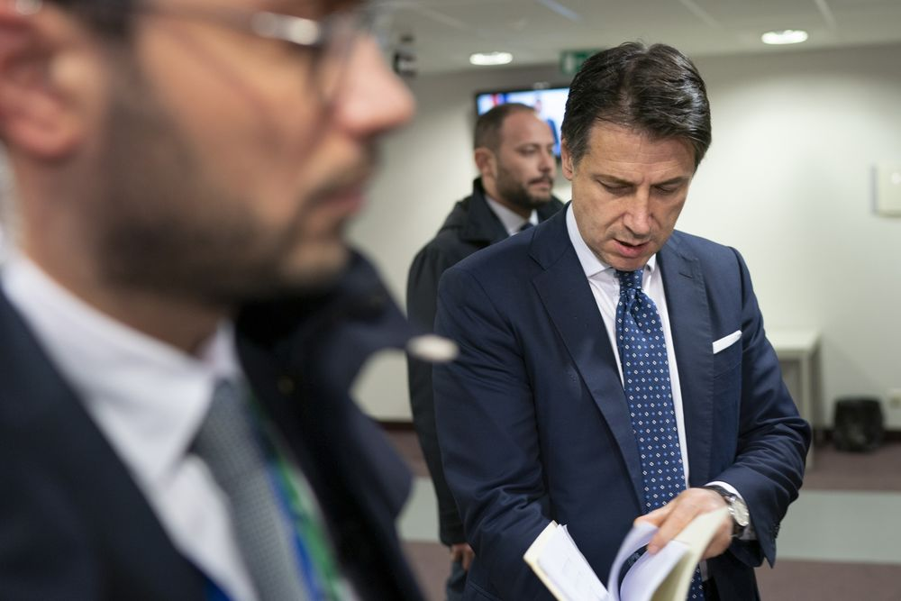 Italy Strikes Informal Budget Deal With EU, Official Says