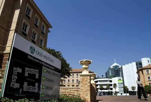 Old Mutual Headquarters