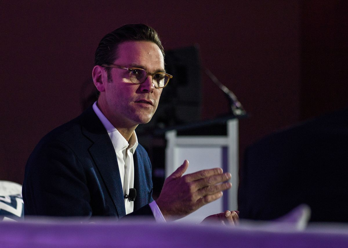 James Murdoch Is Setting Up Family Office to Manage Swelling Fortune