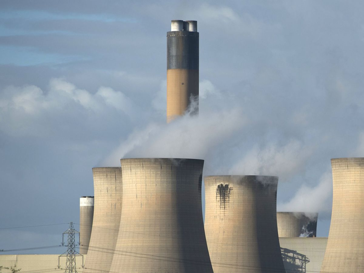 Britain's Last Coal-Fired Plants Are Disappearing Fast