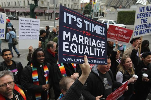 How Historic Supreme Court Gay-Marriage Case Will Unfold