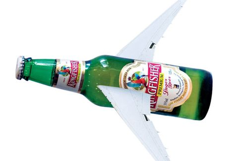 India's Kingfisher Airlines Sputters