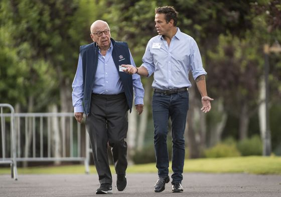 Lachlan Murdoch Wants the Drama to Be Onscreen at Revamped Fox