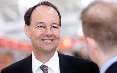 J Sainsbury Director Mike Coupe