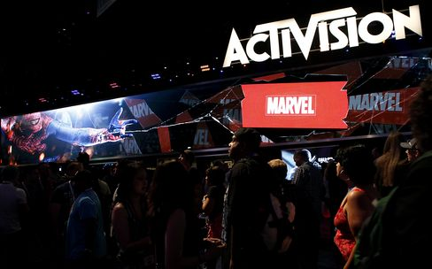 Vivendi Said to Discuss Activision Sale
