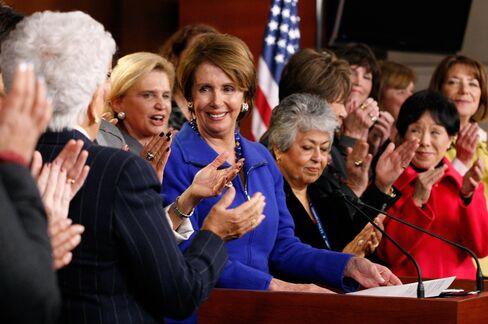 Women Democrats of November 2012 Elections