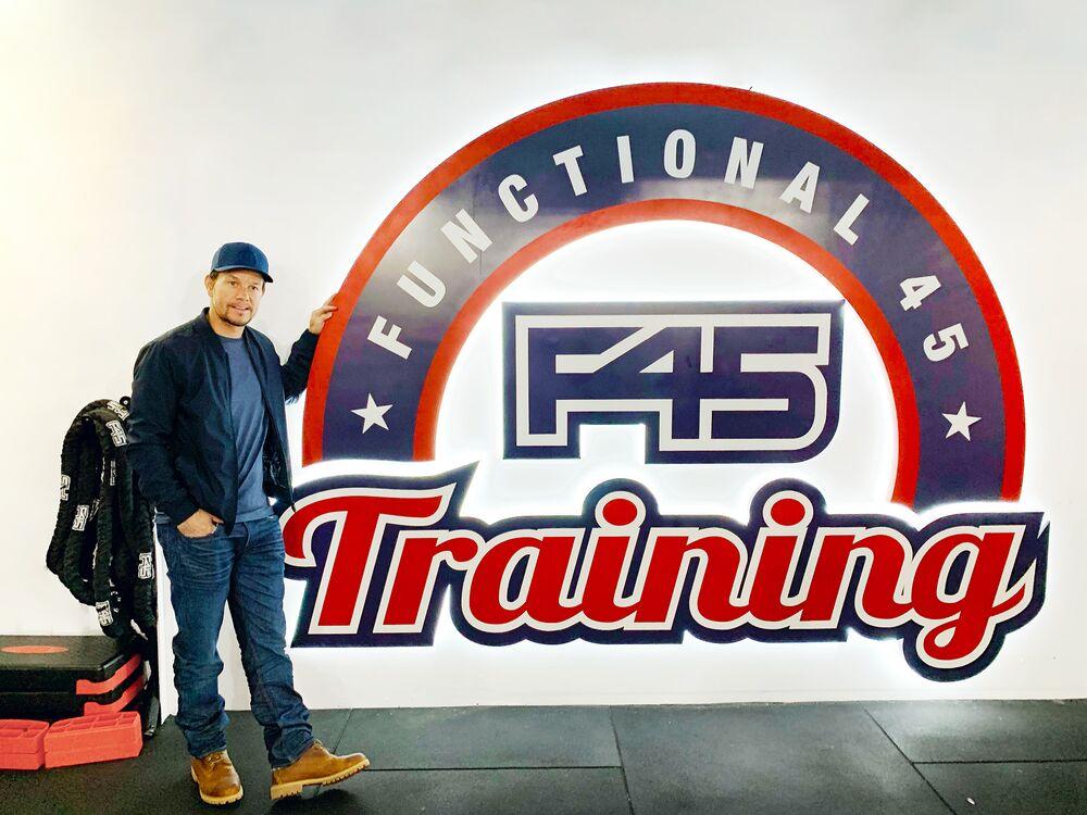 Mark Wahlberg Backs Australian Fitness Franchise F45 Training