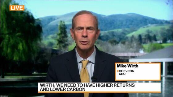 Chevron Investors Back Climate Proposal in Rebuke to C-Suite