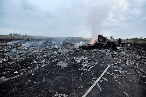 Why Was Any Commercial Airliner Flying Above Ukraine?