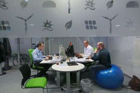 Grundgruen Energie GmbH offices