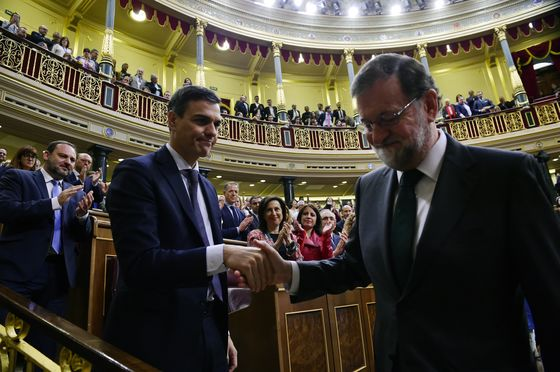 A 25,000-Mile Road Trip Set Sanchez on Path to Power in Spain