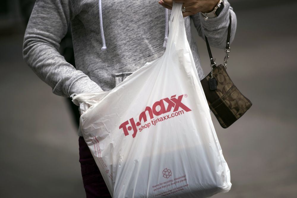 TJX Avoids Retail Armageddon by Playing to Strengths - Bloomberg
