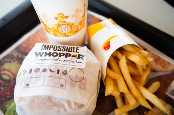 Impossible Burger Will Be in Burger Kings Nationwide Next Week