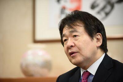Heizo Takenaka Toyo大学教授