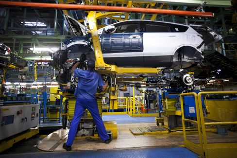 Euro-Area Manufacturing Unexpectedly Slowed