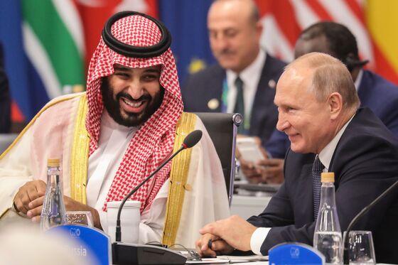 Saudis, Russia Haggle on Oil as Trump Tells OPEC to Keep Pumping
