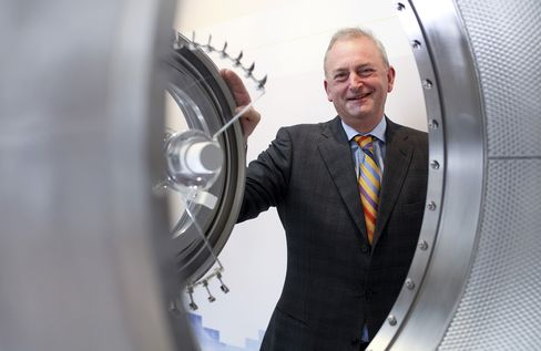 CEO of GKN's Aerospace and Land Systems Business Marcus Bryson