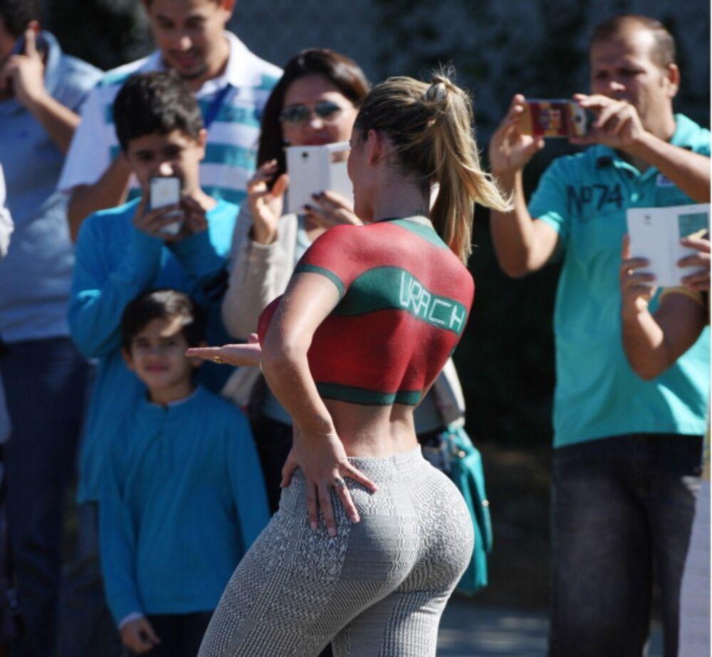ICloud Andressa Urach nudes (64 foto and video), Ass, Bikini, Feet, swimsuit 2017