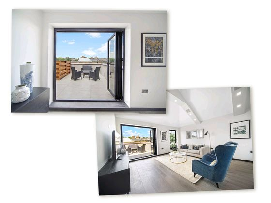 Five London Penthouses, Now 20% Off or More