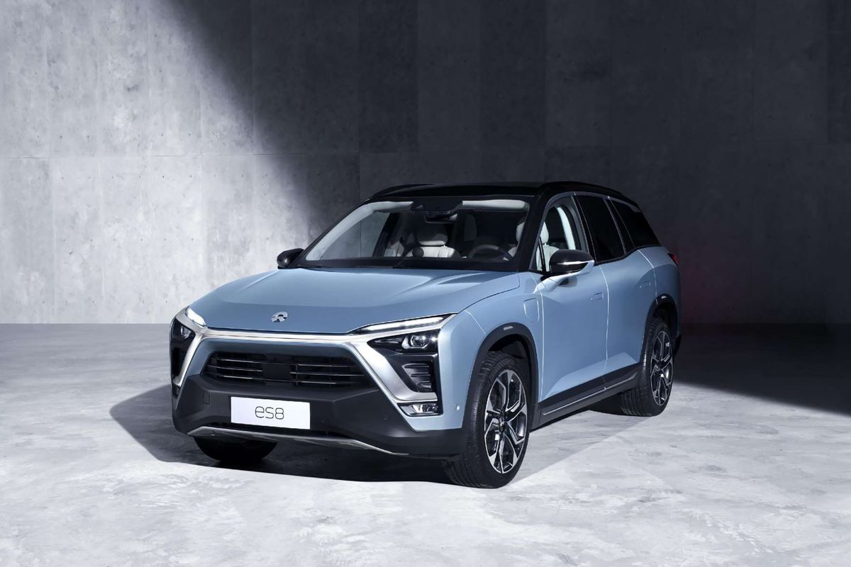 Chinese Electric-Car Startup NIO Prices Debut Model at $67,783