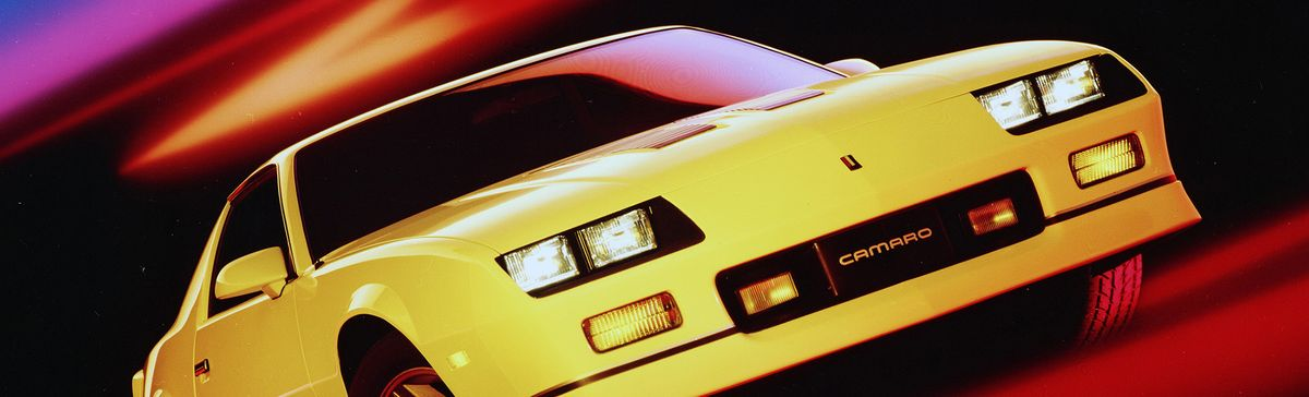 The IROC Z Is Your Best Investment for a Classic Camaro
