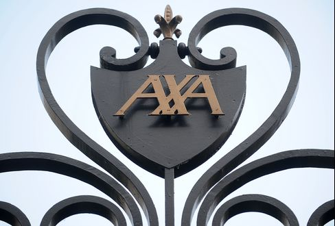 Axa Says Net Falls 36% After Year-Earlier Gains From Asset Sales