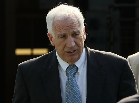 Ex-Football Coach Jerry Sandusky