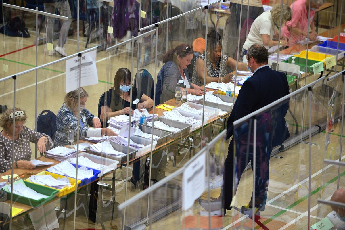 Johnson's Tories Suffer Shock Defeat in U.K. District Vote