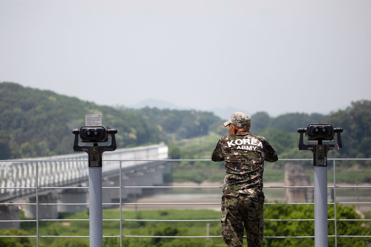 U.S. Says Thaw Between North, South Korea Helps Nuclear Talks