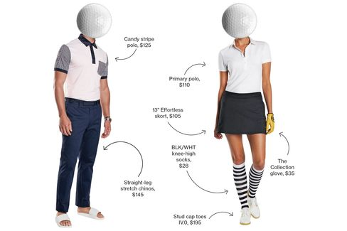 Being a Golfer Doesnt Mean You Have to Dress Like One