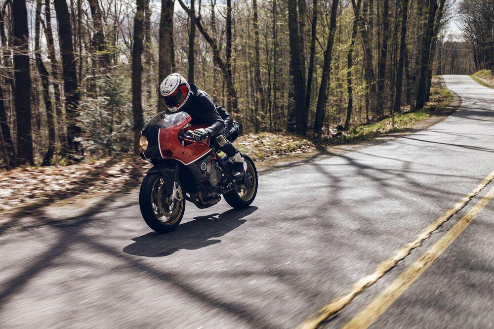bb3093f34c The David Yurman Forged Carbon Motorcycle: A Walt Siegl Gem - Bloomberg