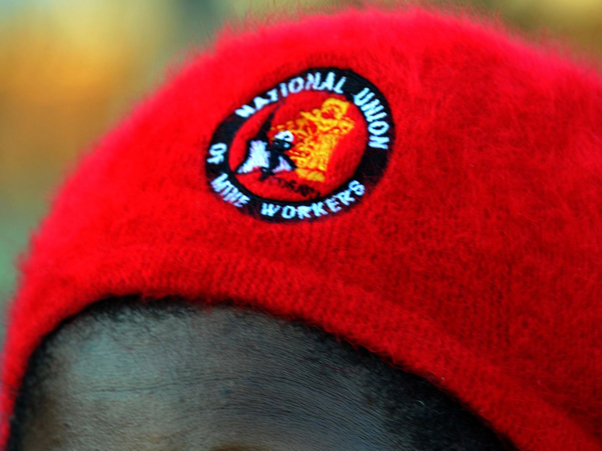 South Africa's Showdown With Unions Gets Ugly