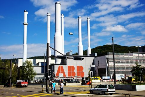 ABB Says Business Mix to Weigh on Profit