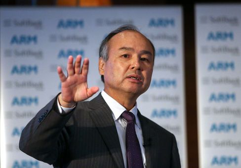 SoftBank Group Corp. To Buy Britain's ARM Holdings Plc For $32 Billion In Record Deal