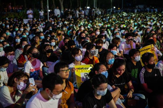 Thai Students Risk Jail With Calls to Curb Monarchy's Power