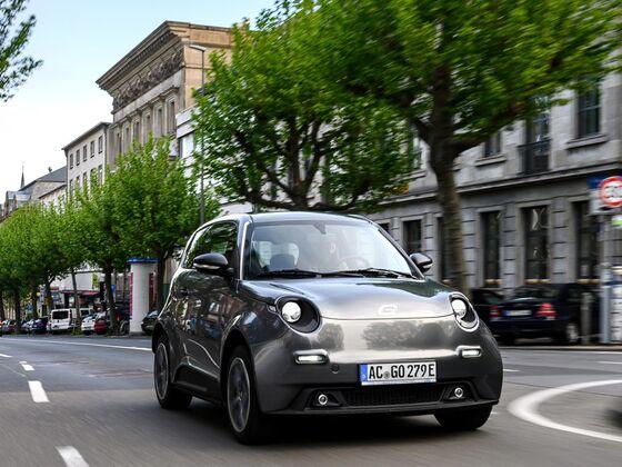 German EV Startup E.GO Weighs Listing Options Including SPAC