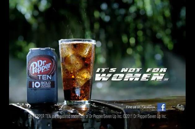 Dr. Pepper Ten