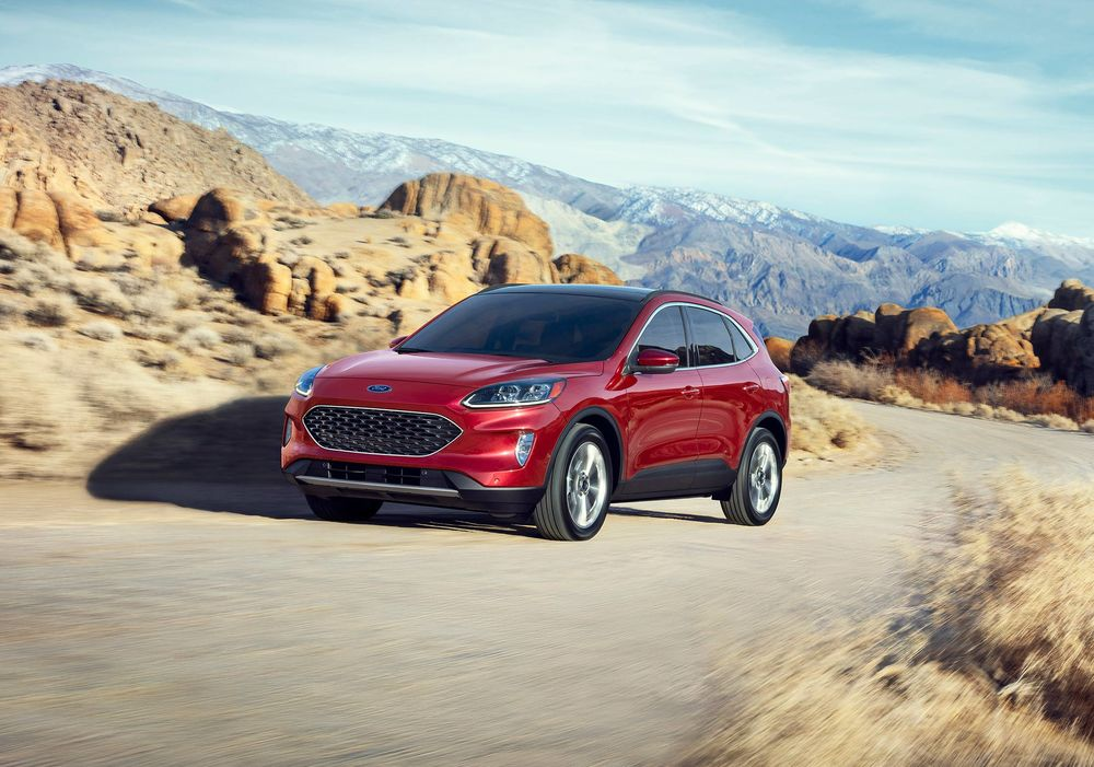 Ford Takes Aim at City Dwellers With Tech-Laden New Escape SUV