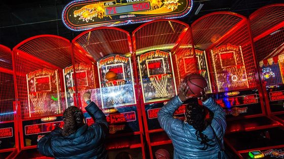 Dave & Buster's Surges After KKR Takes Rare Activist Step