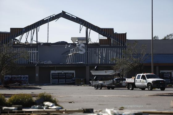 Hurricane Michael's Price Tag Could Reach $25 Billion