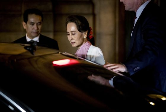 Aung San Suu Kyi Says Genocide Trial Against Myanmar Neglects Key Facts