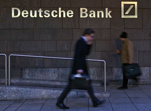 Deutsche Bank Technology Team Pioneers Wall Street Twitter