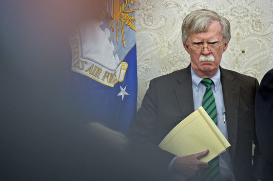 Bolton Adds Loyalists to National Security Council Staff