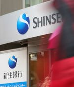 Shinsei Records First-Half Net Income Of 11.1 Billion Yen