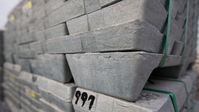 Zinc Hits Five-Year High as Metal Traders Bet on China Rebound