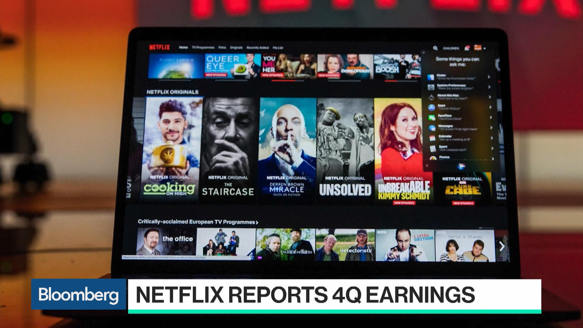 Netflix (NFLX) Stock Falls as New Shows Fail to Hook Viewers